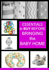 home essentials list essentials to buy before bringing your baby home part 1