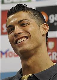 cr7 earrings cristiano ronaldo haircut and hairstyle