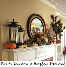 Ideas For Decorating A Home Best 25 Fireplace Mantel Decorations Ideas On Pinterest Fire