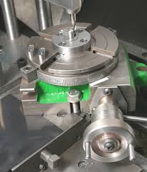 rotary table for milling machine rotary table using