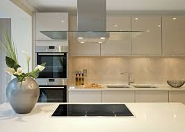 Crystal Kitchen Cabinets by Rauvisio Glass Surfaces Rehau North America