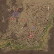 pubg desert map the minimap for pubg s new desert map has been datamined dot esports