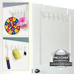 Image result for pro chef kitchen/B01KKG23S0 over the door towel rack