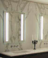 lighted mirrors for bathroom nice design lighted mirrors bathroom new home design lighted