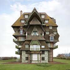 architectural style homes filip dujardin u0027s u0027 dis location u0027 exhibit showcases bizarre