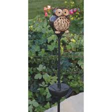 Bird Solar Lights by Moonrays Solar Ceramic Stake Light Lawn Ornament 91375fd Do It