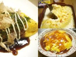 doria cuisine rich and crispy omuraisu okonomiyaki style omuraisu and doria