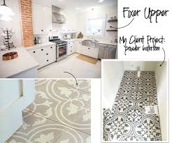 jessica stout design as seen on fixer upper the brick house