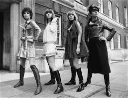 womens fashion boots uk boots fashion of years 60s 70s moda stivali e minigonne