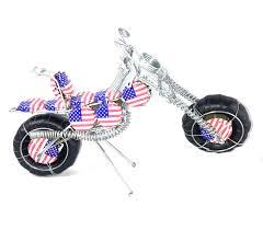 bottle cap necklaces wholesale american flag bottle cap motor bike