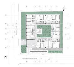 the interlace floor plan vivalto building najas arquitectos archdaily