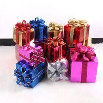 nochi ornament laser gifts gift bag