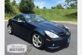 mercedes of richmond va used mercedes slk class for sale in richmond va edmunds