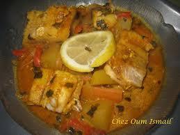 cuisiner poisson surgelé tagine de poisson colin la cuisine facile de mymy