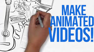how to make animated videos like me youtube