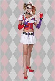 Halloween Costumes Nurse Harley Quinn Costumes Batman Joker Costumes