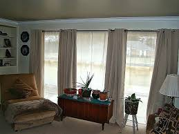 Big Window Curtains Curtain For Big Window Curtain Rods For Big Windows Curtain
