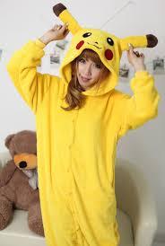 pikachu costume aliexpress buy new pikachu onesies animal