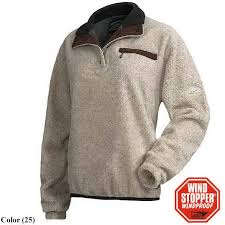 customer reviews of gore wind stopper eagle fleece pullover by