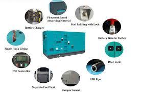 25kva 20kw super silent denyo diesel generator price buy 20kw