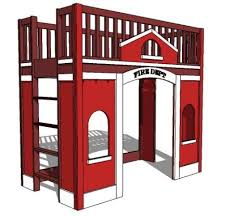 Free Diy Loft Bed Plans by 24 Best Loft Bed Plans Images On Pinterest 3 4 Beds Loft Bed