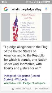 I Pledge Of Allegiance To The Flag Sacksonville On Twitter