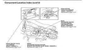 2005 honda odyssey p0420 2005 pilot o2 sensor bank 2 sensor 3 honda pilot honda