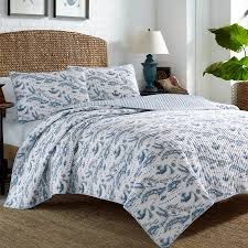 Bahama Bed Set by Tommy Bahama Caribbean Sea Quilt Set Dream Home Pinterest