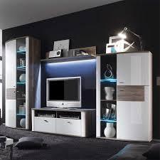 nauhuri com wohnwand echtholz eiche neuesten design