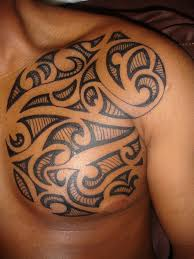 tribal chest tattoos for ideas mag