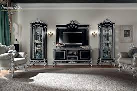 Design For Tv Cabinet Wooden Classic Tv Cabinet Wooden Casanova Modenese Gastone Luxury