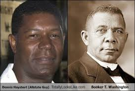 Allstate Guy Meme - dennis haysbert allstate guy totally looks like booker t