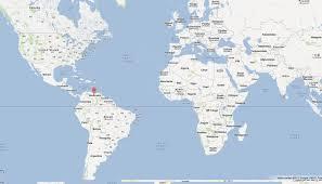 Map Of Jakarta Venezuela Politic Map