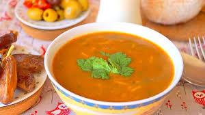 cuisine marocaine pour ramadan harira soupe marocaine recette par auxdelicesdupalais