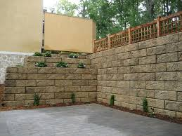 Decorative Cinder Blocks Decor Simple Landscape Edging Decorative Cinder Blocks