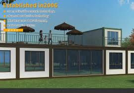 shanghai allstar industrial co ltd modular container house
