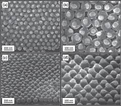 Ordered Fepdcu Nanoisland Arrays Made By Templated Solid State