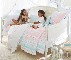 Juliette Bed Pottery Barn New Bunk Beds And Pretty Bedding For Little Girls From Pottery