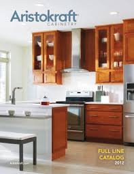 aristokraft full line cabinetry brochure by russell nadler issuu