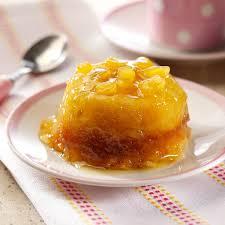 pineapple upside down cake dessert