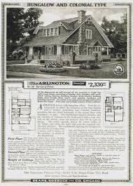 Arlington House Floor Plan The Sears Arlington In Tulsa Oklahoma Houses By Mail
