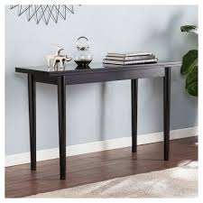 harper blvd dirby convertible console dining table convertible sofa table images table design ideas