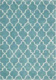 Aqua Runner Rug Decorating Charming Nourison Rugs Amor2 Aqua For Floor