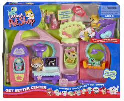 hasbro littlest pet shop get better center toys
