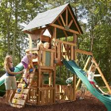 Backyard Swing Sets Canada Shop Playsets At Lowes Com