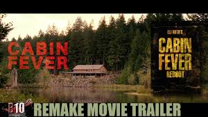 cabin fever official horror movie trailer 2016 gage golightly