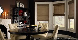 Dark Brown Roman Blinds Scoop Up Roman Shades From 3 Day Blinds Today