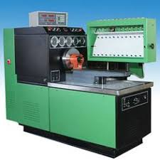 Auto Electrical Test Bench Diesel Fuel Injection Pump Test Bench China Aly Machine Diesel