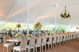 backyard tent rental virginia home wedding reception