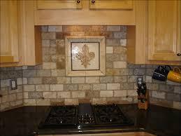 kitchen stacked stone backsplash glass mosaic tile backsplash